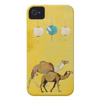 Exemplo sonhador do camelo capa para iPhone