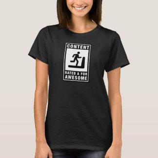 Exercício Camiseta