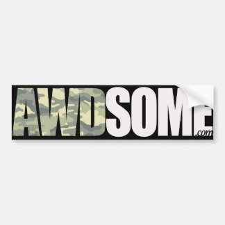 exército awdsome adesivo para carro