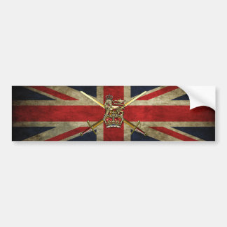 Exército britânico adesivo