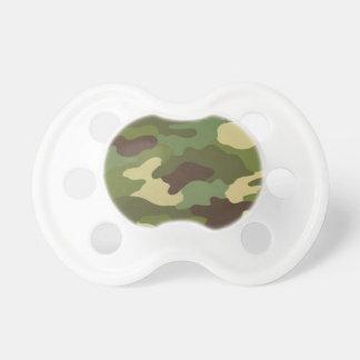 Exército Camo Chupeta Para Bebê