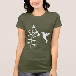 Exército da camisa das senhoras do colibri