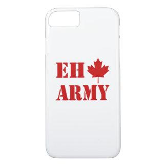 Exército de Canadá Eh Capa iPhone 8/ 7