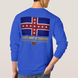 Exército de Tennessee (Polk) Camiseta