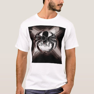 Exército frio camiseta