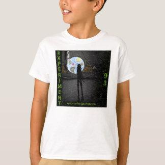 Experiência 93, a camisa da criança estática