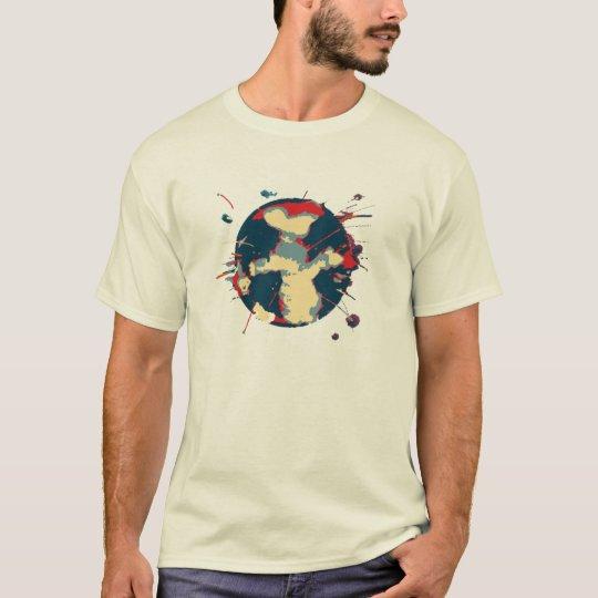 Exploited world camiseta
