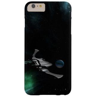 exploração do espaço profunda capas iPhone 6 plus barely there