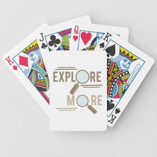Explore mais cartas de baralhos