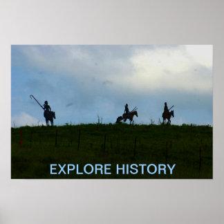 Explore o poster da história