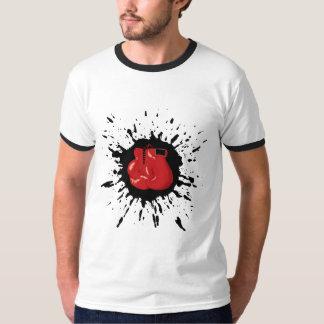Explosão do encaixotamento camiseta