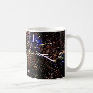 Explosão do Wildflower Caneca De Café