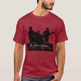 Explosão Sillouette Camiseta