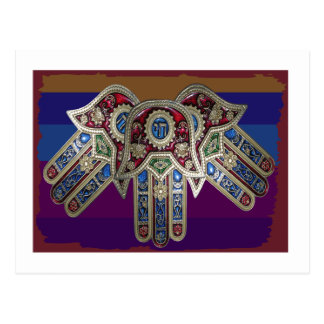 EXPOSIÇÃO somente: ÍCONES religiosos decorativos Cartão Postal