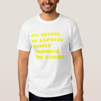 Expressão Camiseta