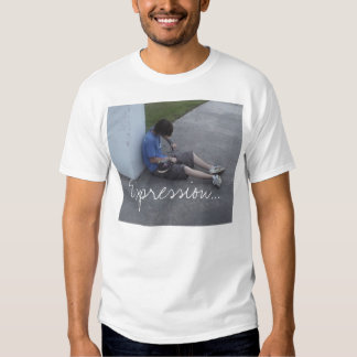 expressão t-shirts