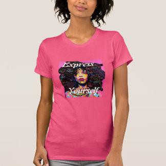 Expresse-se t-shirt