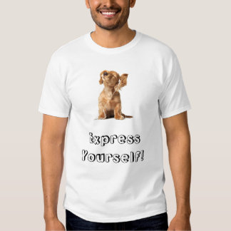 Expresse-se! Tshirt