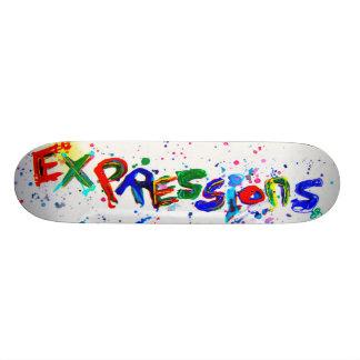 expressões skate