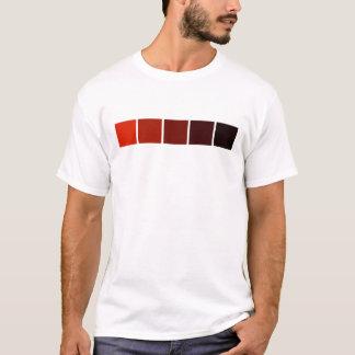Extremidade dos feltros de lubrificação camiseta