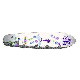EXTREMO do mOOnella! Shape De Skate 19,7cm