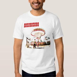 exuberância camisetas