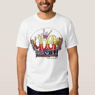 exuberante camiseta