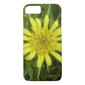 F0009 Wildflower amarelo Iphone 8/7 de capa de