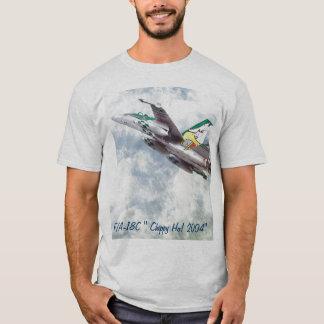 "F/A-18 HORNET, F/A-18C "" Chippy Ho! 2004"" Camiseta"