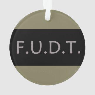 F.U.D.T. - Enfeites de natal!