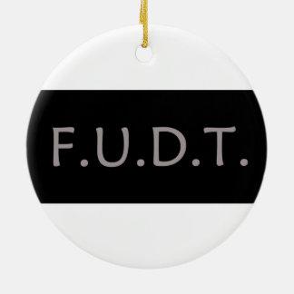 F.U.D.T. - Enfeites de natal! NENHUM trunfo!
