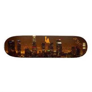 F.Y.C. Skate da skyline do LA