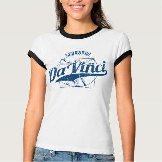 Fã de Leonardo da Vinci Camiseta