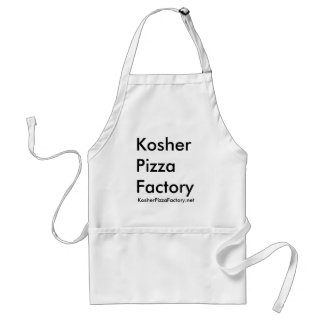 Fábrica Kosher da pizza Avental