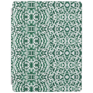 fabu - branco e verde capa smart para iPad