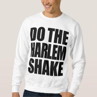 Faça a agitação de Harlem Moleton