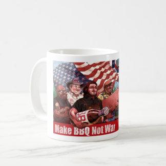 Faça a caneca da guerra do CHURRASCO não