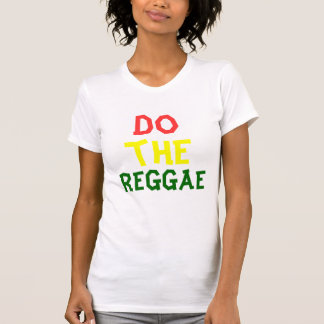 faça a reggae t-shirts