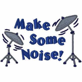 Faça alguns pratos do ruído