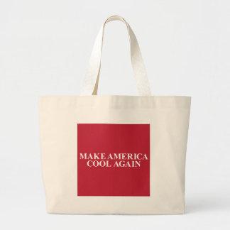 Faça América legal outra vez Bolsa Tote Grande
