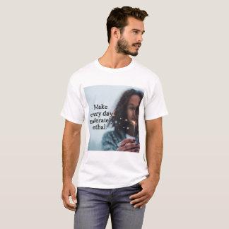 Faça cada camisa moderada letal do dia