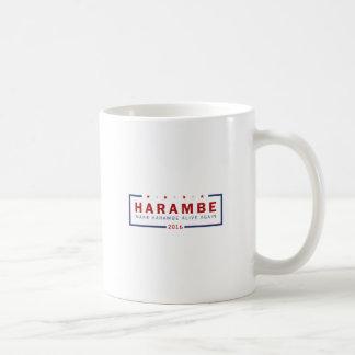 Faça Harambe vivo outra vez Caneca De Café