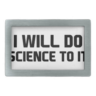 Faça-lhe a ciência