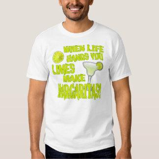 Faça Margaritas Tshirts