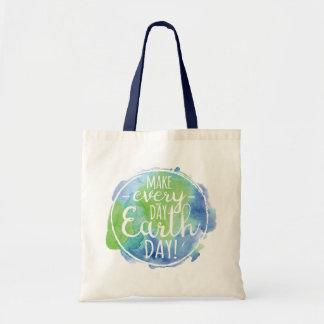 Faça o bolsa diário do Dia da Terra