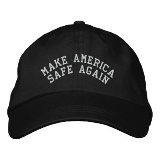 Faça o cofre forte de América outra vez Boné Bordado