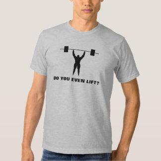 Faça-o mesmo o elevador II Tshirts