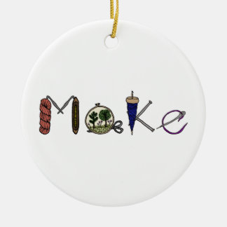 Faça o ornamento para fabricantes, artesões,
