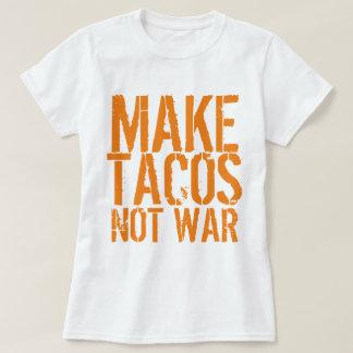 Faça o Tacos Tshirt