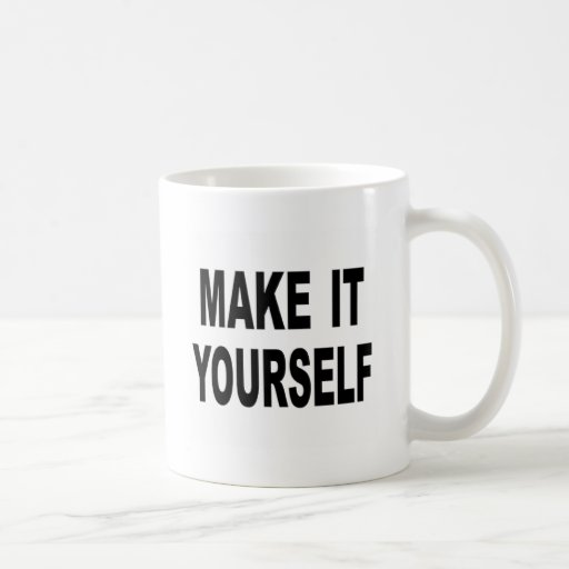 Faça-o você mesmo feito sob encomenda caneca